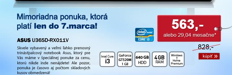 ASUS U36SD-RX011V
