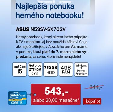ASUS N53SV-SX702V