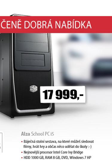 Alza School PC i5