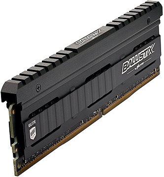 P:  Crucial 1x8 GB DDR4 2666 Hz CL16 Ballistix Elite