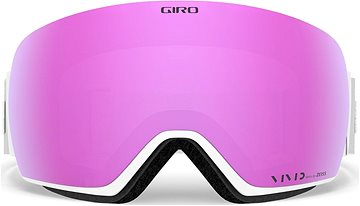 Lyžiarske okuliare GIRO Lusi White Velvet Vivid Pink Vivid Infrared (2  sklá) 2 3344c0e0621