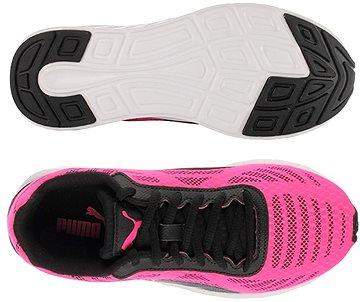 Obuv Puma Meteor Wn s Pink Glo-puma Blac 6 2 6 125760873fd