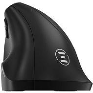 Eternico Wireless 2,4 GHz Vertical Mouse MV300 čierna - Myš