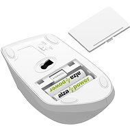 Eternico Wireless 2,4 GHz Vertical Mouse MV300 biela - Myš