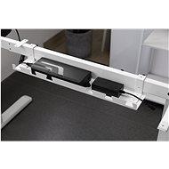 AlzaErgo CMT120 biely - Organizér káblov