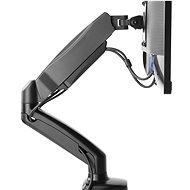 AlzaErgo Arm AR1.1 čierny - Držiak na monitor