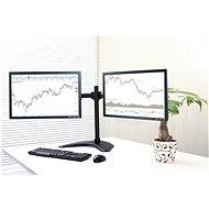 AlzaErgo ErgoArm D40B - Držiak na monitor