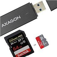 AXAGO CRE-S2 SLIM - Čítačka kariet