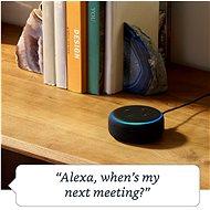 Amazon Echo Dot 3. generácie Sandstone - Hlasový asistent