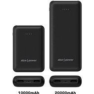 AlzaPower Onyx 20 000 mAh USB-C čierna - Powerbank