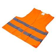 Compass Vesta výstražná oranžová EN 20471: 2013, XL - Reflexná vesta