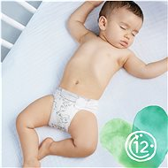 PAMPERS Pure Protection veľ. 2 (132 ks) - Detské plienky