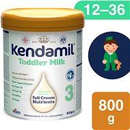 Kendamil batoľacie mlieko 3 DHA+ (2× 800 g) - Dojčenské mlieko