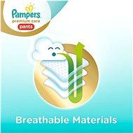 PAMPERS Premium Pants Mega Box veľ. 5 (4× 20 ks) - Plienkové nohavičky