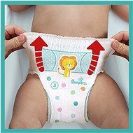 Pampers Pants Maxi+ veľ. 4+ (164 ks) – mesačné balenie - Plienkové nohavičky