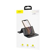 Baseus Folding Bracket Antiskid Pad Black - Držiak na mobil