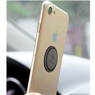 Baseus Small Ears Series Magnetic Flat Bracket čierny - Držiak na mobil