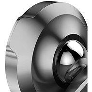 Baseus Small Ears Series Magnetic vertical bracket čierny - Držiak na mobil