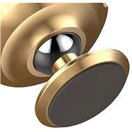 Baseus Small Ears Series Magnetic Vertical Bracket zlatý - Držiak na mobil