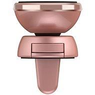 Baseus 360-degree Rotation Magnetic Mount Holder Rose Gold - Držiak na mobil