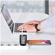 Baseus Speed Mini QC Dual USB Quick Charger 10,5 W Black - Nabíjačka do siete