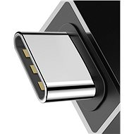 Baseus USB-C (M) to USB (F) OTG Adapter Converter Black - Redukcia