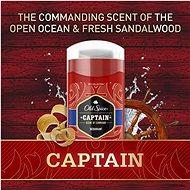 OLD SPICE Captain 50 ml - Pánsky dezodorant