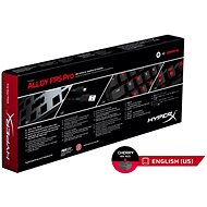 HyperX Alloy FPS Pro Red Mechanical Gaming Keyboard - Herná klávesnica