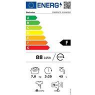 ELECTROLUX PerfectCare 600 EW6S347S - Úzka práčka