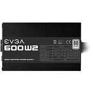 EVGA 600 W2 - PC zdroj