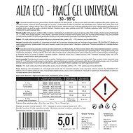 AlzaEco Universal 5 l (100 praní) - Ekologický prací gél