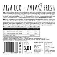 AlzaEco Fresh 3 l (100 praní) - Ekologická aviváž