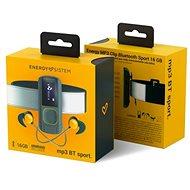 Energy Sistem MP3 Clip Bluetooth Sport 16 GB Amber - MP3 prehrávač