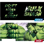 MARVEL Hulk heat mug – Hrnček - Hrnček