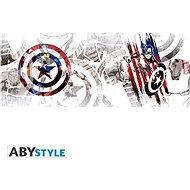 Marvel – Captain America – hrnček - Hrnček