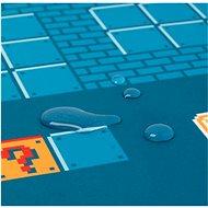 Gameration – Retro herná podložka na stôl - Podložka pod myš