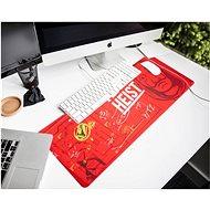 La Casa De Papel - Team Heist - herní podložka na stůl - Podložka pod myš a klávesnicu