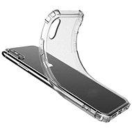 Hishell TPU Shockproof na iPhone 7/8/9/SE 2020 číry - Kryt na mobil
