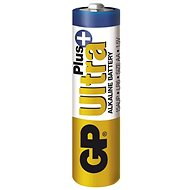 GP Ultra Plus LR6 (AA) 2 ks v blistri - Jednorázová batéria