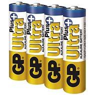 GP Ultra Plus LR6 (AA) 4 ks v blistri - Jednorázová batéria