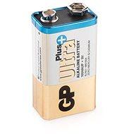 GP Ultra Plus Alkaline 9V 1 ks v blistri - Jednorázová batéria