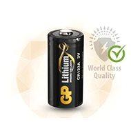 GP CR123A lithiová 1ks v blistri - Jednorázová batéria