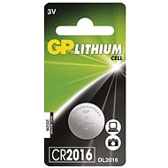 GP Lítiová gombíková batéria GP CR2016 - Gombíkové batérie