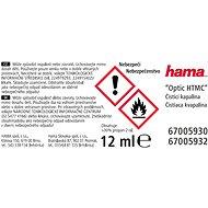 Hama Optic HTMC Duct Ex - Čistiaca súprava