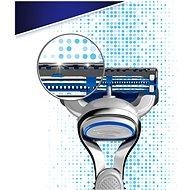 GILLETTE Skinguard Sensitive 8 ks - Pánske náhradné hlavice