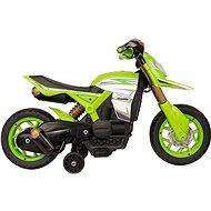 HTI Motorka zelená - Detská elektrická motorka
