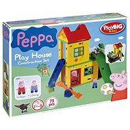 PlayBig Bloxx Peppa Pig Domček - Stavebnica