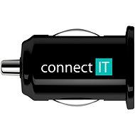 CONNECT IT  InCar Charger Mini červená - Nabíjačka do auta