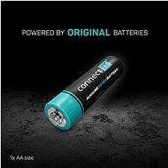 CONNECT IT Vertical Ergonomic Wireless FOR HEALTH LADIES, black - Myš