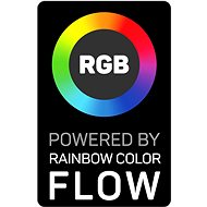 Connect IT CMP-3100-SM NEO RGB, čierna - Herná podložka pod myš
